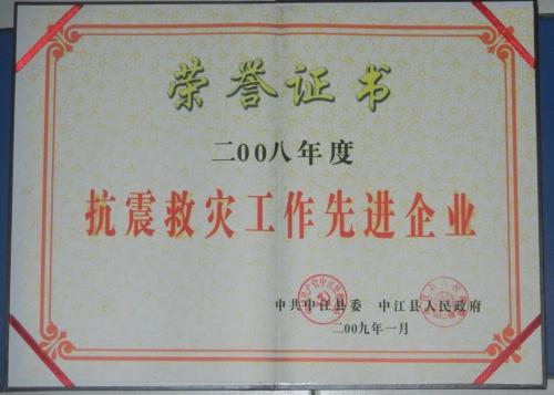 县优秀2009